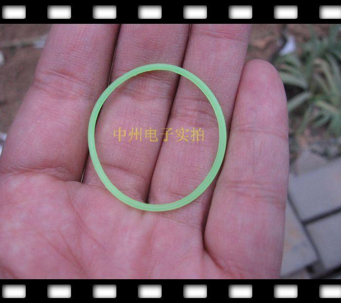 Серебристые перстнем 36*1.5mm
