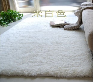 Custom non slip absorbent mats doormat carpet thick mat coffee table living room bedroom bedside black suede
