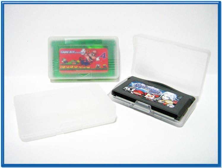 GBA游戏卡带保护盒 收纳盒 卡盒