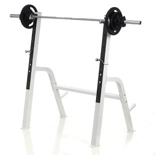 According to TRS luxury squat rack barbell rack shelf professional weightlifting strength training home fitness equipment