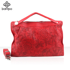 Banpo jewelry designer brand high-end features women's leather bags shoulder bag