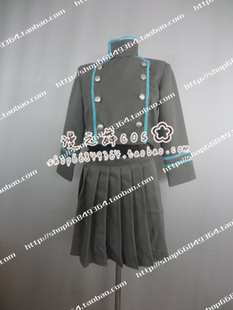 cosplay costume custom tutor reborn skeleton uniforms uniforms spot
