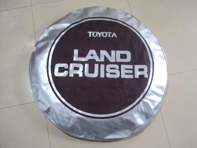 Toyota земли крейсер 4500 LC80 4700 LC100 запасное колесо крышка запасного колеса крышка