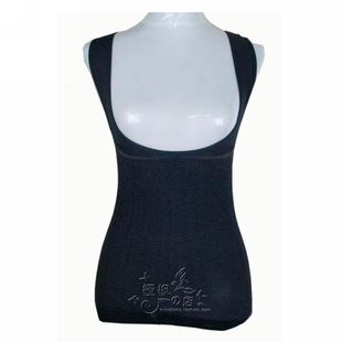 Ms. Cotton Slim shape clothes breast care abdomen Seamless corset / Underwear / vest vest big yards Body closed stomach Huwei