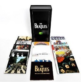 The Beatles Stereo Box Set New US Edition licensed Usually 16CD 1DVD