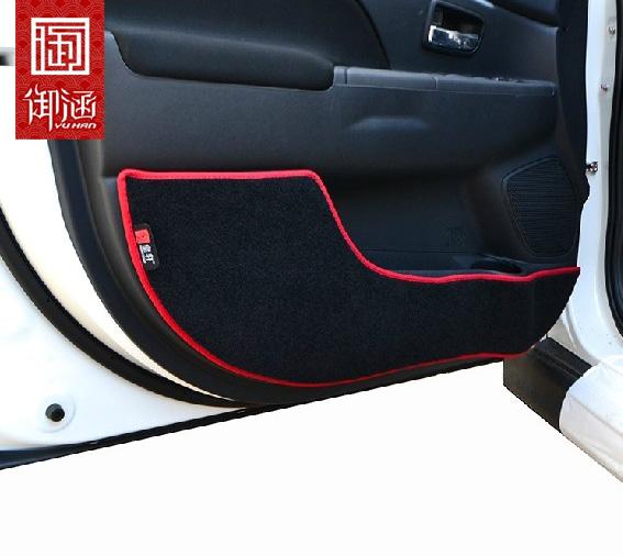 Крыло Mitsubishi ASX Бога/RVR Outlander Pajero V93 адаптированы частного ногами дверь Матем дверь протектор