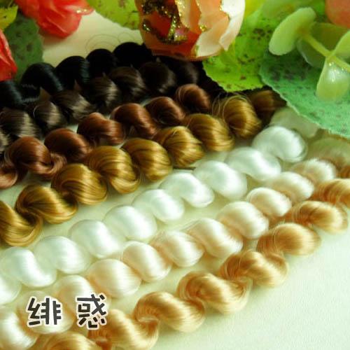 FEI Краш бандикут Руководство DIY кукла с заводные куклы парик в Южной Кореи Хан ва волос 9 риса в 1