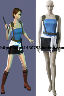 Drem of Rococo cosplay Resident Evil 3Jill Valentine