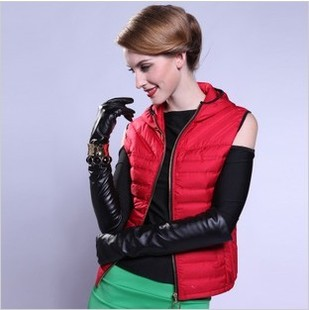 Sakura Chiba seamless female models 1622 Down Down Down vest vest jacket liner genuine counter