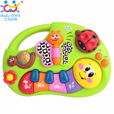 6 Months 1 Year Old Baby Toys Piano Children Toy Boy Baby Girls