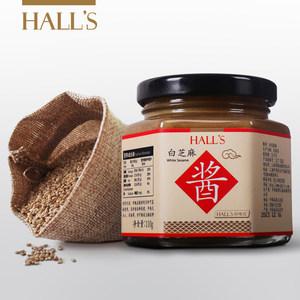 好味氏白芝麻酱110g即食原味火锅点心拌饭热干面烘焙拌料纯正