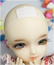 Painted painted AS angel workshops BJD Posting jing BJD head, solid post