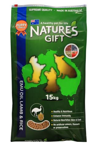 塞拉宠物贵族天然鸸鹋油羊肉蓝莓营养配方幼犬粮15kg25省包邮狗粮