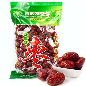 新枣 帅龙真的常想你特级健康红枣1500克免洗年货礼品新疆大枣