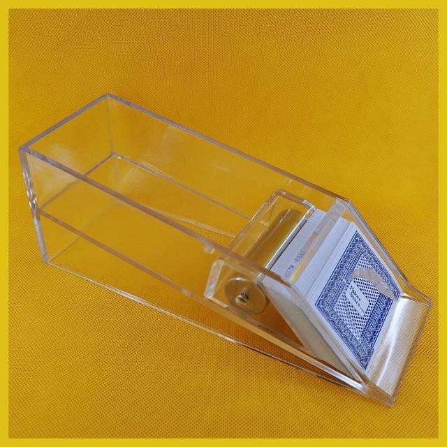Прозрачный 6 заместитель волосы карточное устройство прозрачный шесть заместитель волосы карты вручную волосы карты применимый 1-6 заместитель карты