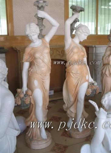 石雕 雕塑 汉白玉人物雕塑 西方雕刻 石雕艺术品 曲阳雕刻 壁炉16 Изображение 1