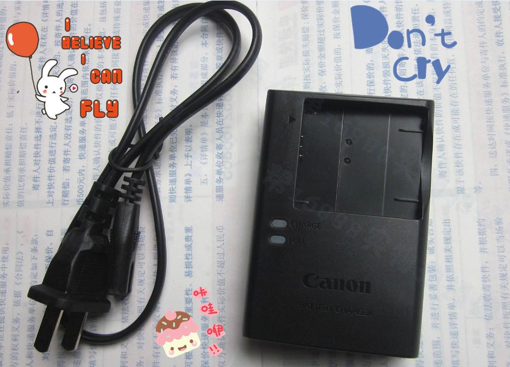 佳能A2400 A2300 A4000 A3400 IXUS125 HS数码相机充电器CB-2LDC