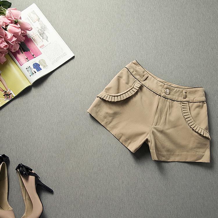 Летняя распродажа женщин высокое качество кружева универсальные шорты