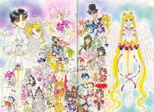 Анимация вокруг Мартовский Заяц Sailor плакаты классический наследие 16-дюймовый постер 46