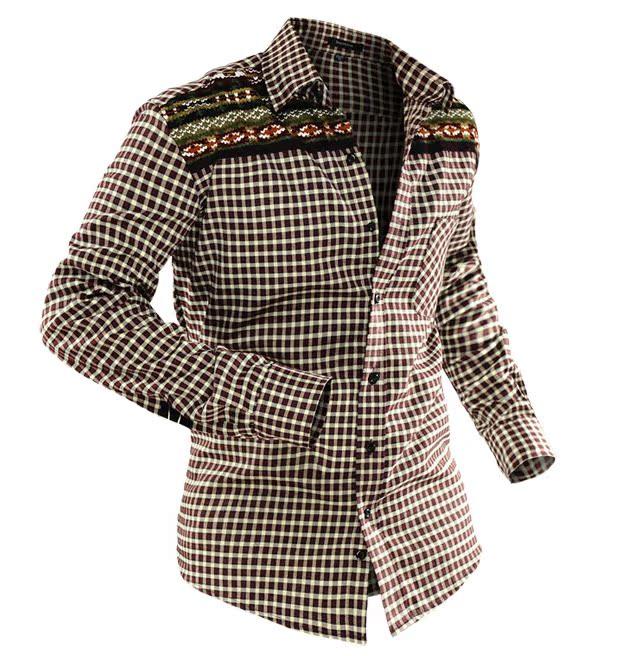 Примерно один человек этнических мозаика тонкий плед рубашку Англии GC435