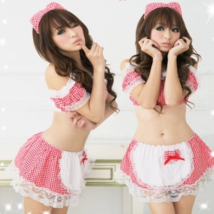 Sexy maid loaded maid installed nightclub bar ds costumes costumes cosplay uniform temptation
