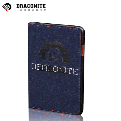 Authentic popular LOGO DRACONITE han edition cowboy LOGO case shell 14068 ipadmini individuality