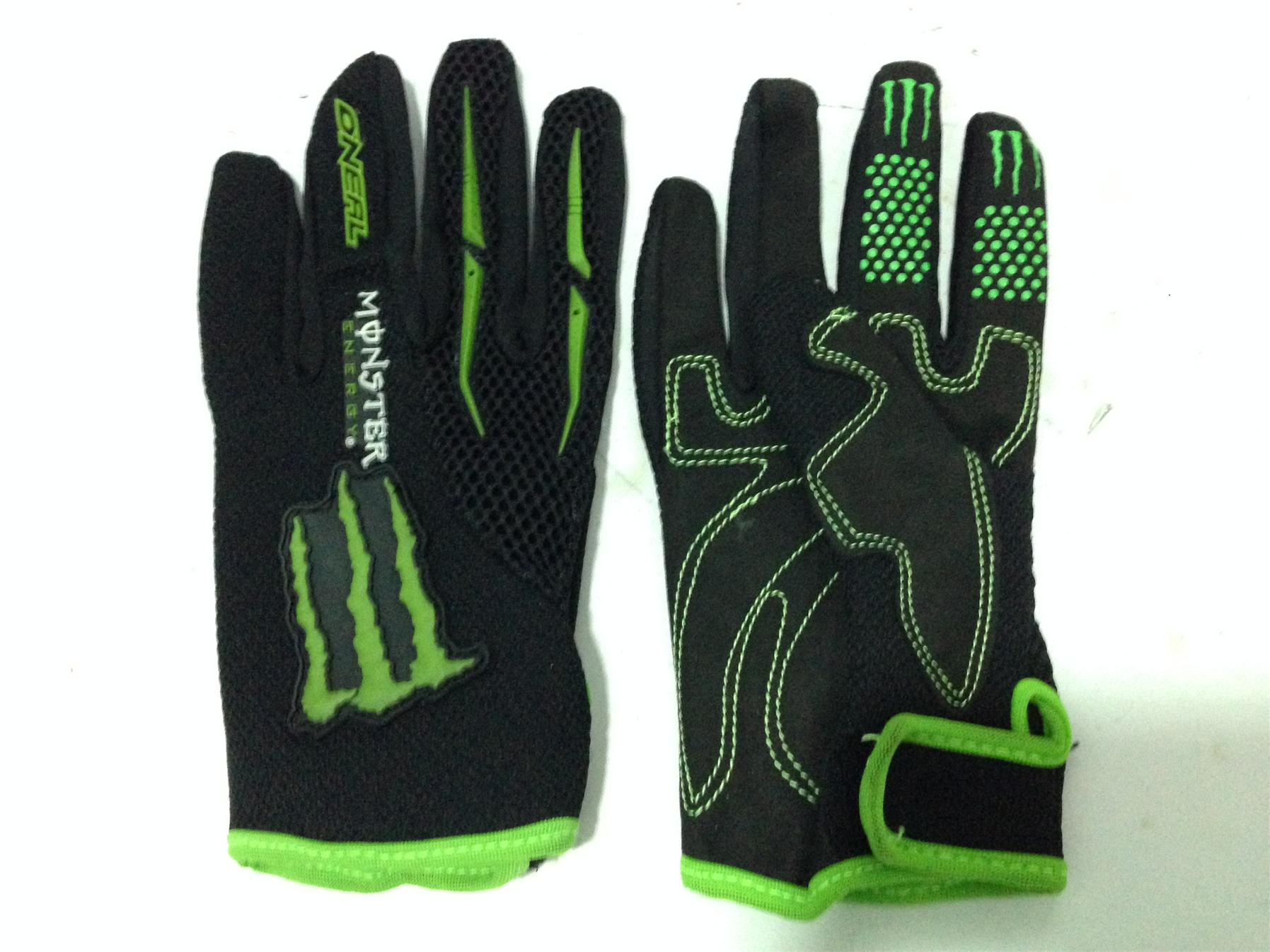 9# внедорожные монстр Призрачный Перчатки Перчатки для мотоциклистов гоночные перчатки/велосипед езда Перчатки