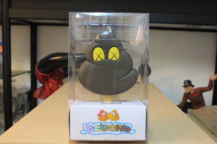 KAWS WARM HeadPlay ice dung stool stool popsicles Doll