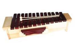 奥尔夫乐器  中音红木琴图片