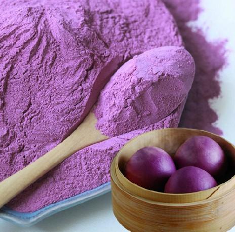 天然紫薯熟粉南瓜粉100克蛋黄酥馒头奶茶烘培原料果蔬食用色素粉
