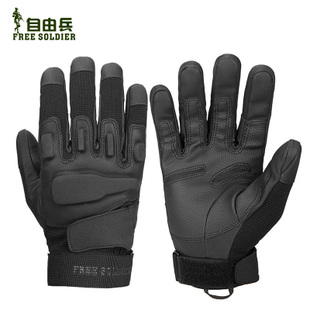 Freedom Soldiers Army fans outdoor tactical gloves refers to the whole special forces combat training fighting gloves riding mountaineering