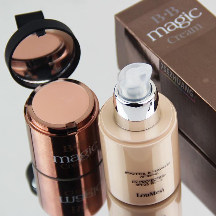 Европейской и американской поэзии предложил clear + BB крем консилер естественный увлажняющий масло 60 г/профессиональный обнаженной макияж
