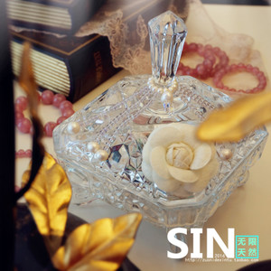 SIN超大天然水晶珍珠薰衣草消磁碗  不参加店内任何活动