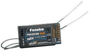 FUTABA R6208SB 2 4G receiver Beijing Futaba genuine licensed with warranty