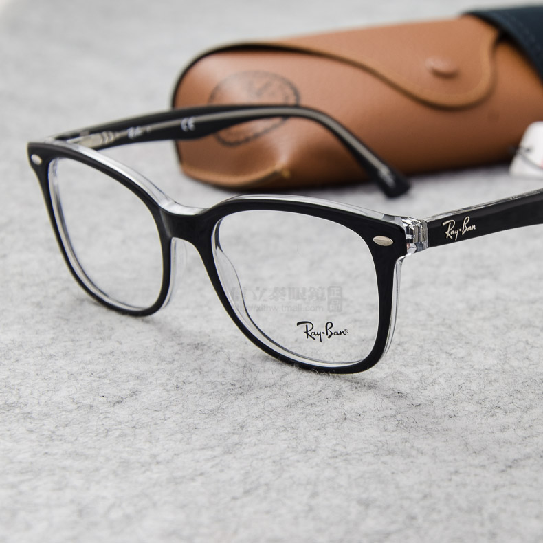 30cbfef5a287f Authentic RayBan Ray-Ban optical frames influx of men and women myopia frame  glasses frame. Loading zoom