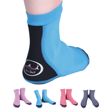 1.5 mm neoprene + sponge lycra hosiery for diving snorkeling is prevented bask in sox personality Waterproof fashion female socks