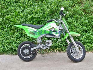 Little Leah 24V250W mini SUV 49CC gasoline vehicles into super softly mini motorcycle