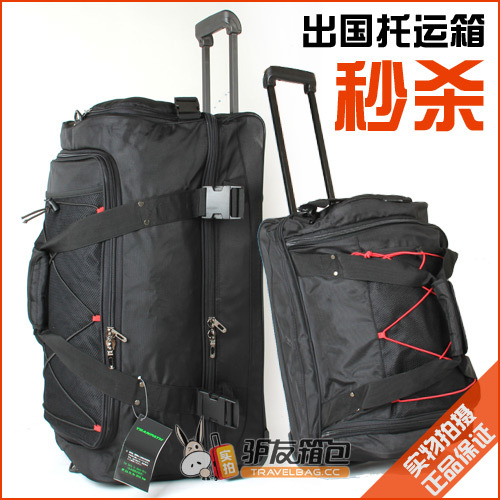 Подлинная бизнес тележки мешок большой емкости 30-дюймовые стержень коробки мешки-флажок сумка Камера мужчин