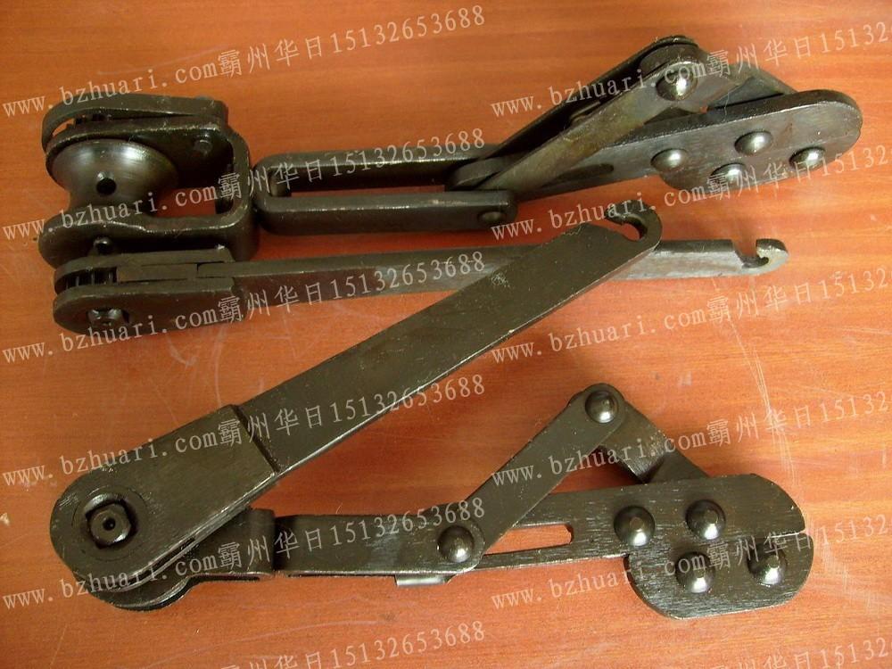 4钻/优质线爪铁丝紧线器/钢线鬼爪收线器/铁三角紧线器/线爪头