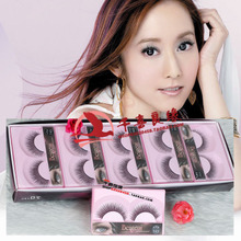 Qian xi alliance The bride eyelashes Fashion false eyelash The bride dedicated A - 078
