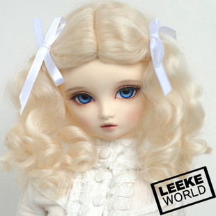 Leeke World BJD import wig LM 013