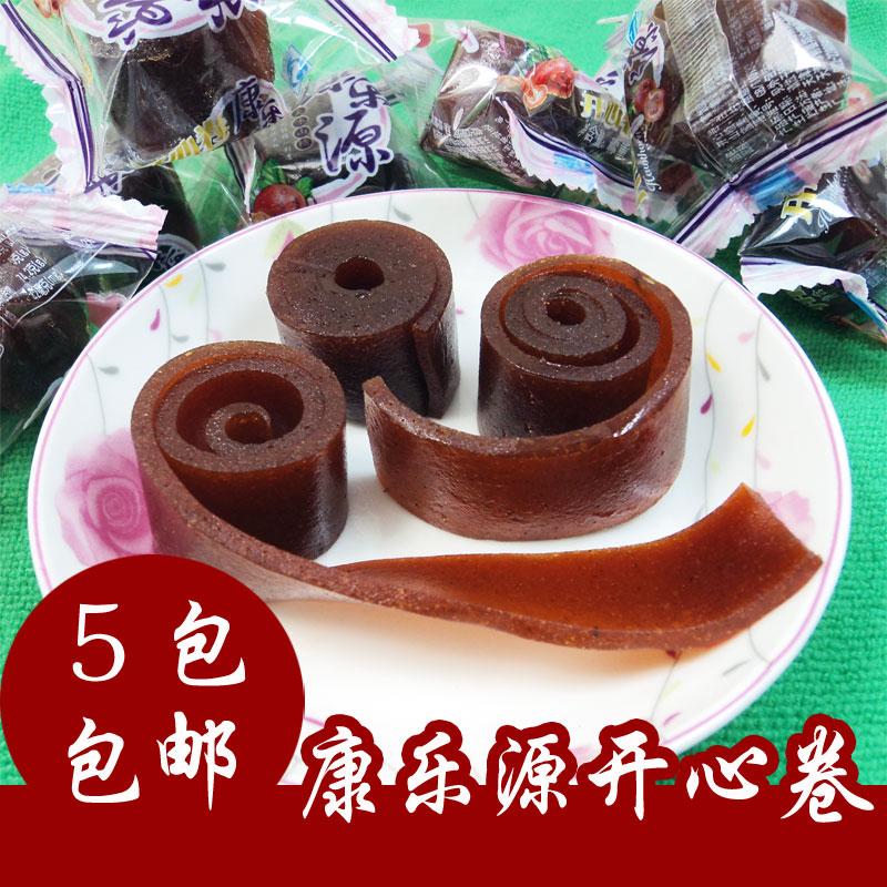 Счастливый отдых исходного тома 500 г объем боярышника продукции индивидуально обернутые цукатов закуска и Хо 5 кг пакет mail