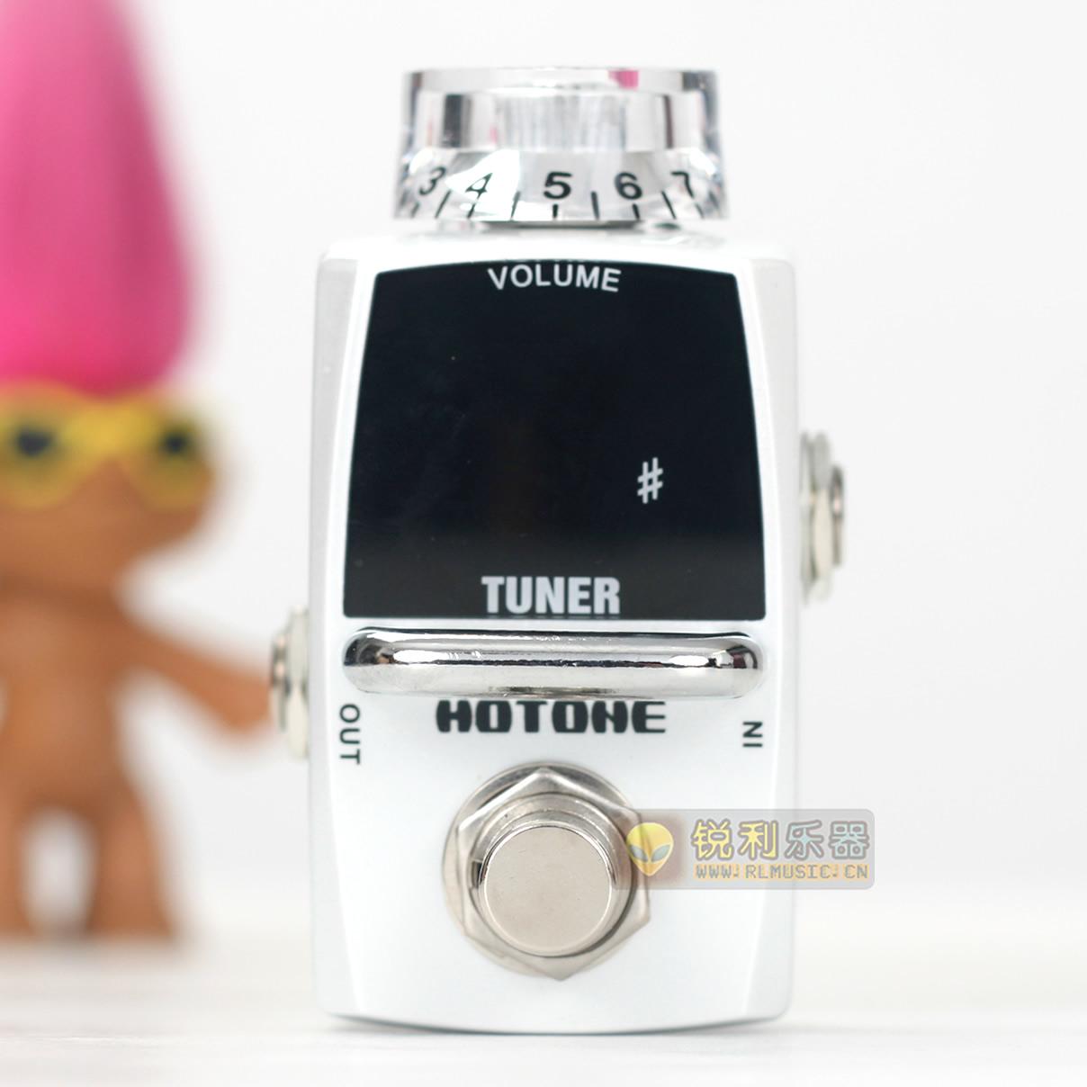 【Hotone Tuner】幻音 调音单块 清音激励效果器【锐利乐器】