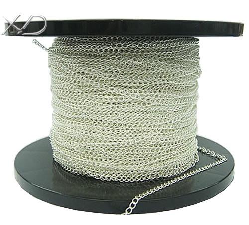 XD серебро модель серебро боком цепь ручной работы цепь  DIY серебряная цепочка другой спецификация необязательный  1 метров