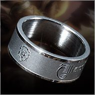 Nt D.S. warcraft world of warcraft Alliance ring (chain) Alliance of warcraft ring around