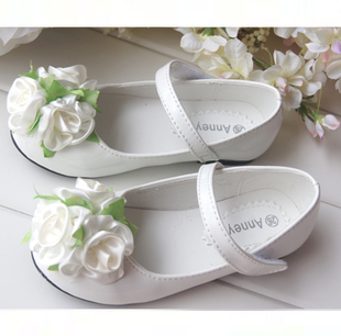 Children princess dress shoes essential for children s shoes girls shoes flower princess shoes Children shoes