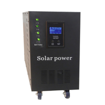 Genuine Factory Direct sales 10KW off-grid inverse control All-in-one solar power station system frequency Inverter