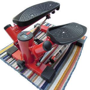 亿迪正品 瘦身 减肥塑身 家用 健身器材 方管液压踏步机