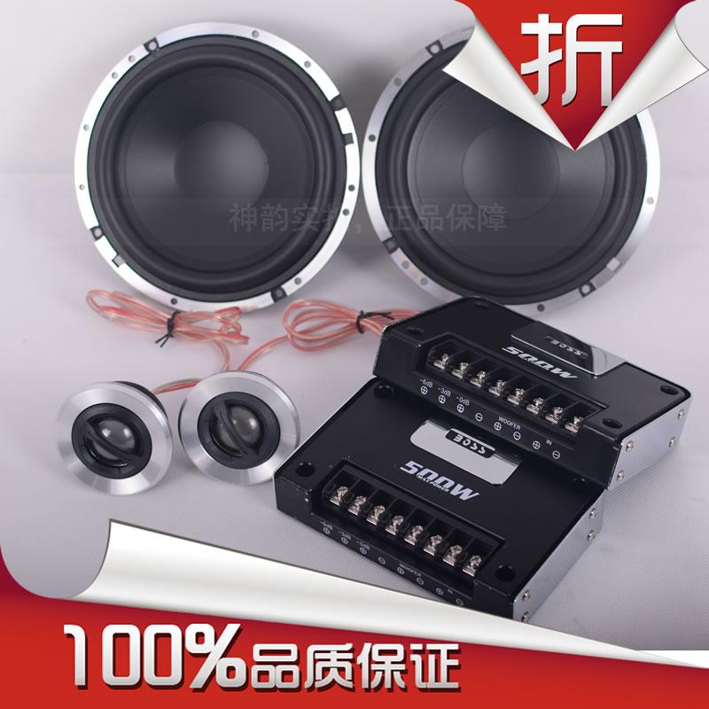 美��BOSS PC65.2C 套�b喇叭 6.5寸音�改�b正品 年度促�N正品行�
