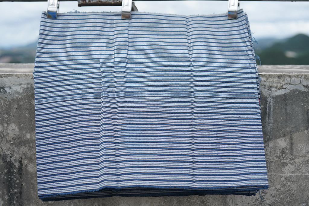 Совершенно новый handwoven ткань старый хлопок долго 3.6 метр ширина 40cm wl-975